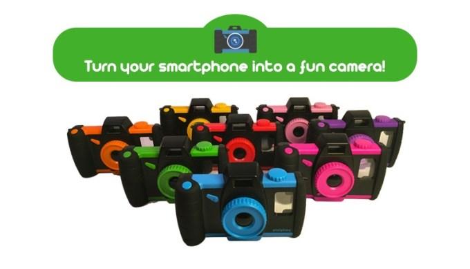 Pixlplay - zamień smartfona w aparat dla dzieci