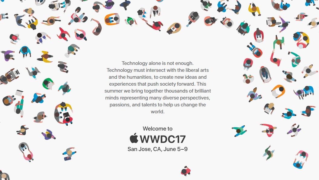 WWDC17 - konferencja Apple dla programistów (5-9 czerwca 2017 r.)