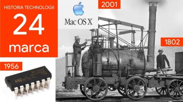 [24 marca] Dzień w historii technologii