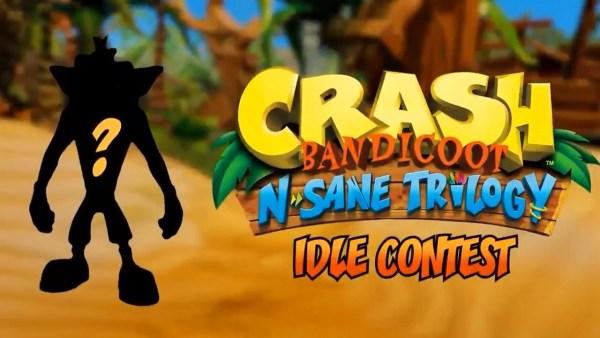 Weź udział w konkursie Crash Bandicoot N. Sane Trilogy Idle Contest