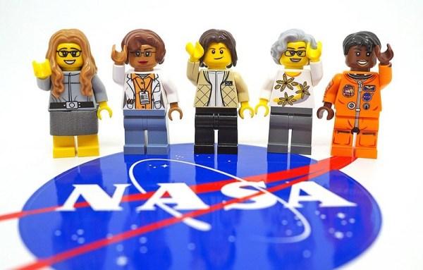 """Lego stworzy figurki """"Kobiety NASA"""""""