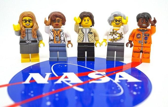 Kobiety z NASA - LEGO Ideas (Women of NASA