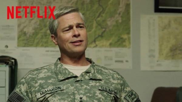 """""""Machina wojenna"""" z Bradem Pittem na Netflixie już w maju"""