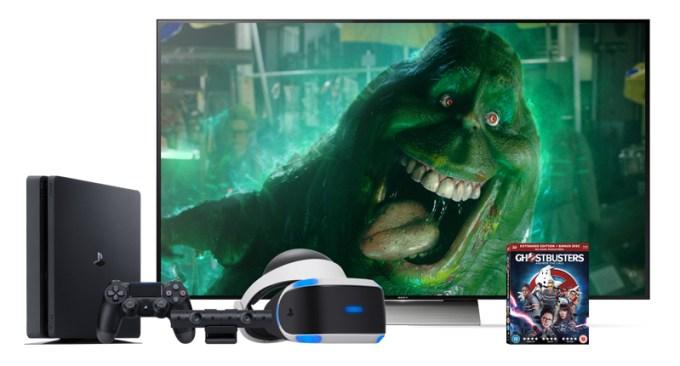 Ulepszenia dla PS VR
