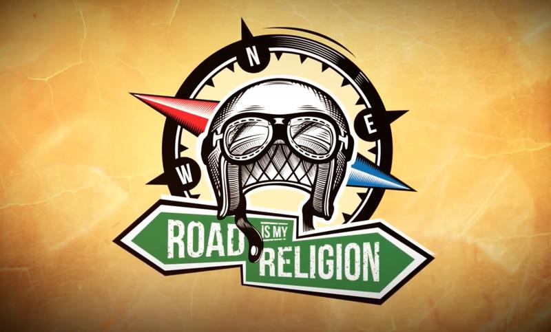 Road is My Religion - serial z nawigacją w tle