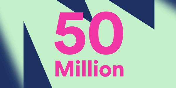Spotify ma już 50 milionów subskrybentów