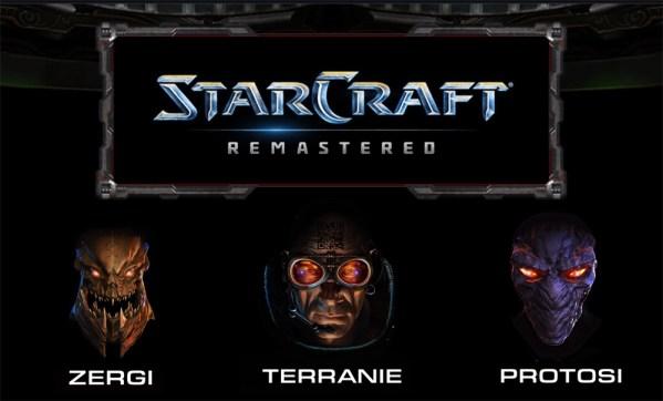 """""""StarCraft Remastered"""" – Blizzard odnawia kultową grę RTS"""