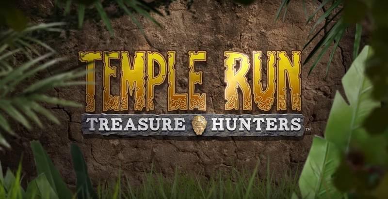 Temple Run:Treasure Hunters