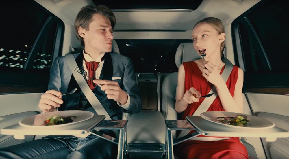 UberEats i Volvo - usługa All-Star Restaurant