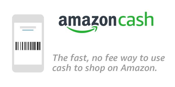 Amazon Cash – zakupy na Amazonie bez karty bankowej