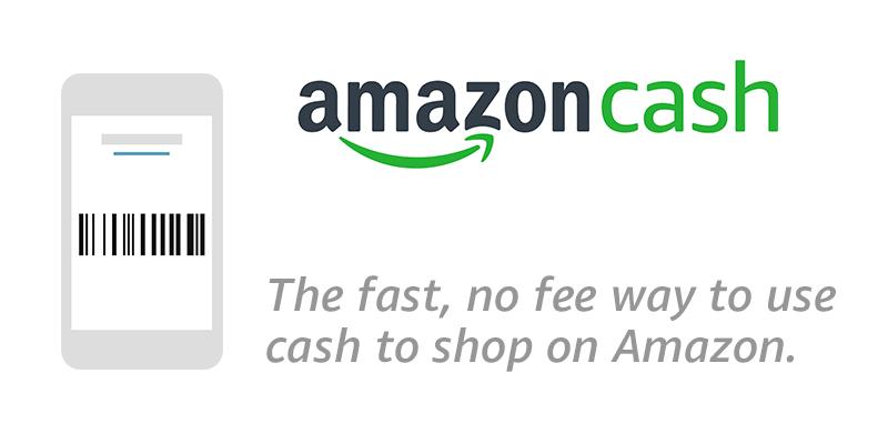 Amazon Cash logo