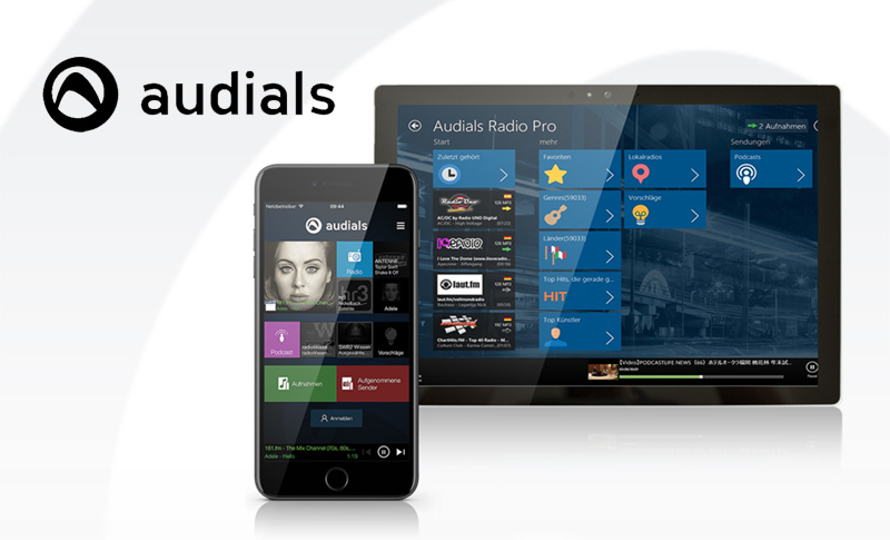 Audials Radio Player