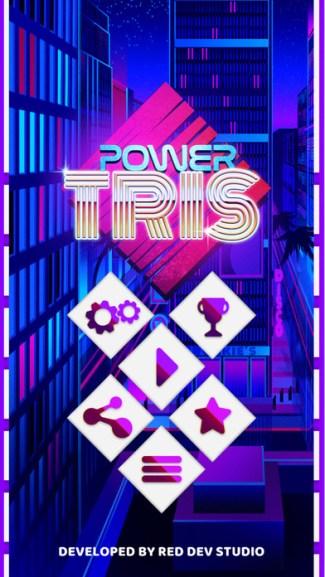 Screen gry Powertris