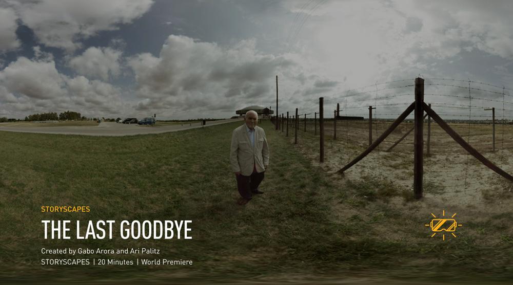 The Last Goodbye (Majdanek) - kadr z filmu