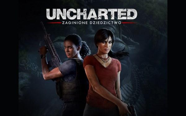 """""""Uncharted: Zaginione dziedzictwo"""" pojawi się w sierpniu!"""