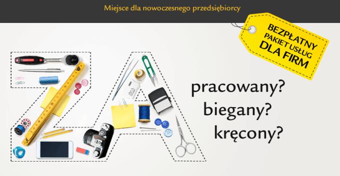 Założyłeś firmę i co? Kampania serwisu Zafirmowani.pl