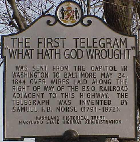 1. wiadomość telegraficzna