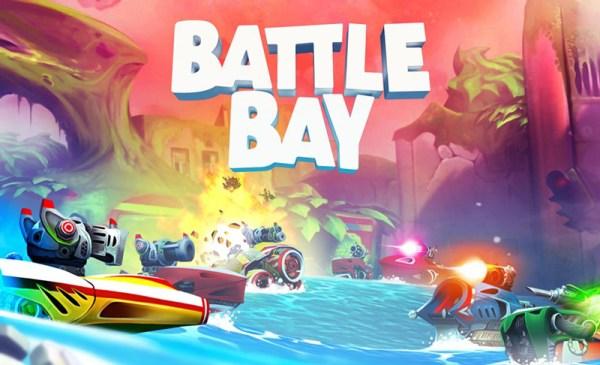 """""""Battle Bay"""" dostępne jest już do pobrania na iOS-a"""