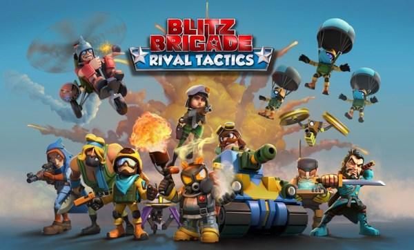 """Blitz Brigade: Rival Tactics"" do pobrania na Androida i iOS-a"