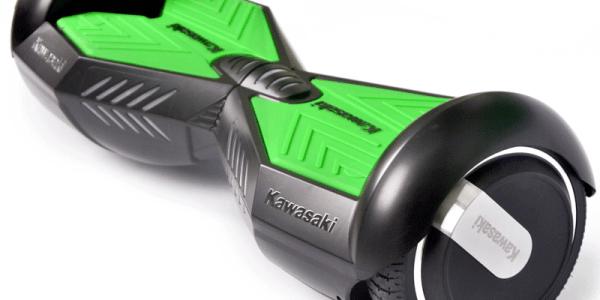 Elektryczne streetboardy i deskorolki Kawasaki