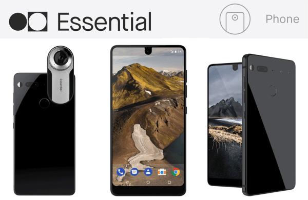 Essential Phone – porównanie z topowymi smartfonami