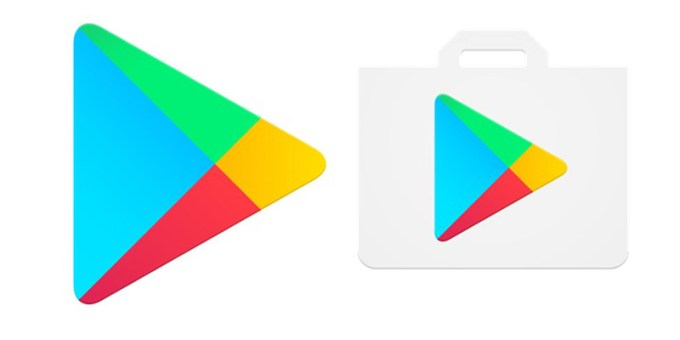 Ikona sklepu Google Play Store