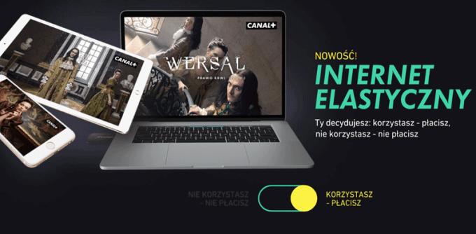 Internet Elastyczny w nc+
