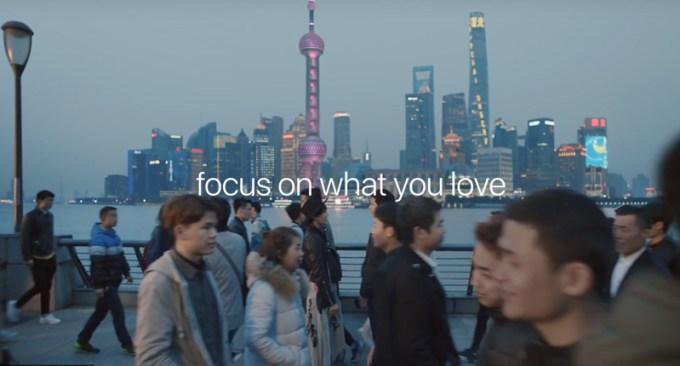"""Reklama iPhone'a 7 Plus pt. """"The City"""""""