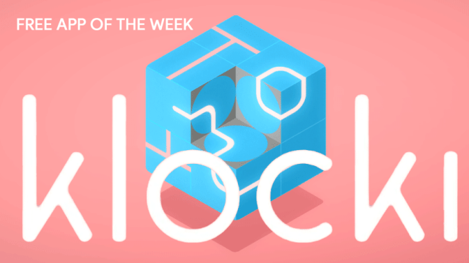 klocki - Free App of the Week