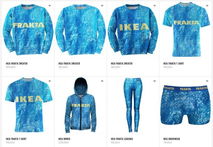 Kolekcja Ikea X - sklep Mr. Gugu & Miss Go
