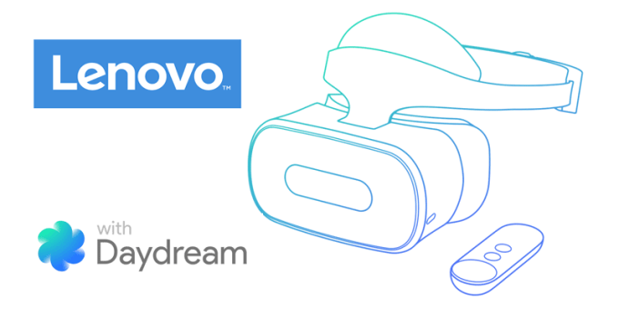 Lenovo with Daydream