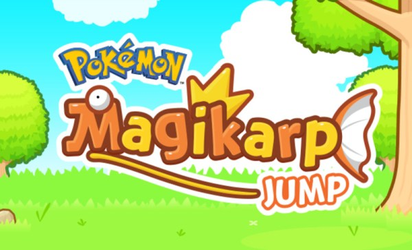 """Pokémon: Magikarp Jump"" – nowa gra z pokemonem"