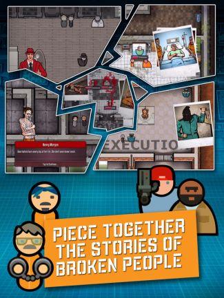 Prison Architect: Mobile (screen)