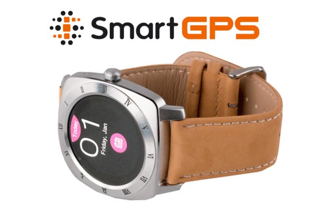 SmartGPS SMW01 - smartwatch