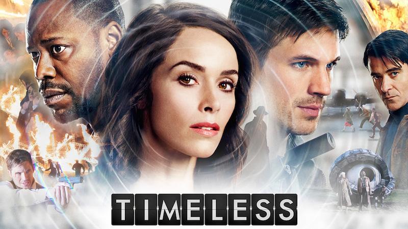 """Będzie 2 sezon serialu """"Timeless"""""""