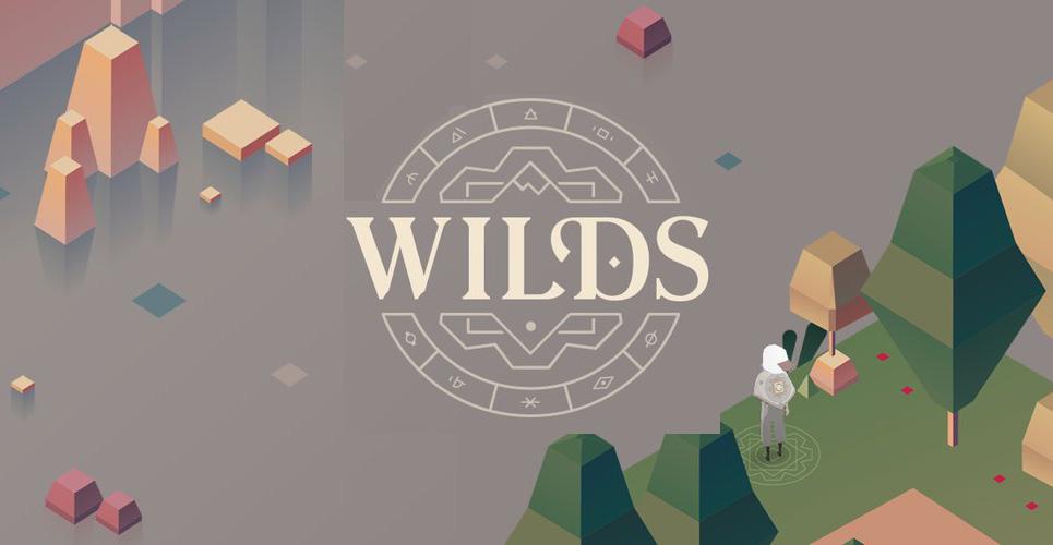 """Gra mobilna """"Wilds"""""""