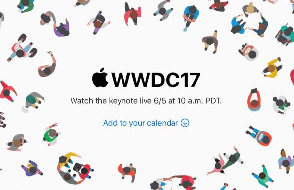Oglądaj konferencję Apple'a WWDC17 na żywo!
