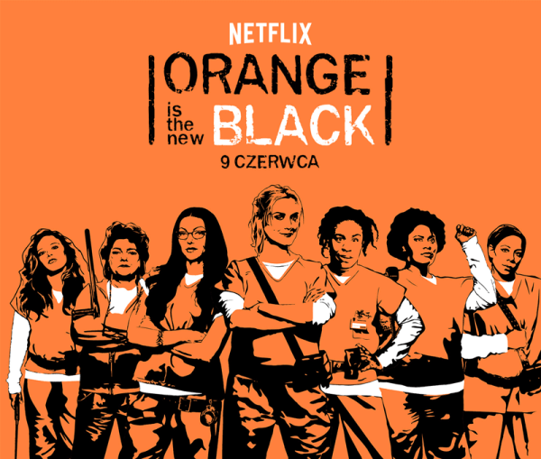 "5. sezon serialu ""Orange Is the New Black"" już 9 czerwca"