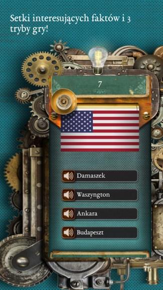 Geo Flags Academy (Akademia Flag i Państw) - screen