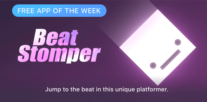 Beat Stomper - Free App of the Week