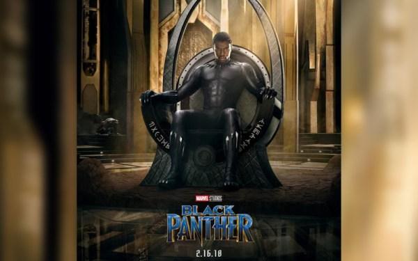 """Zapowiedź filmu """"Czarna Pantera"""" od Marvela"""