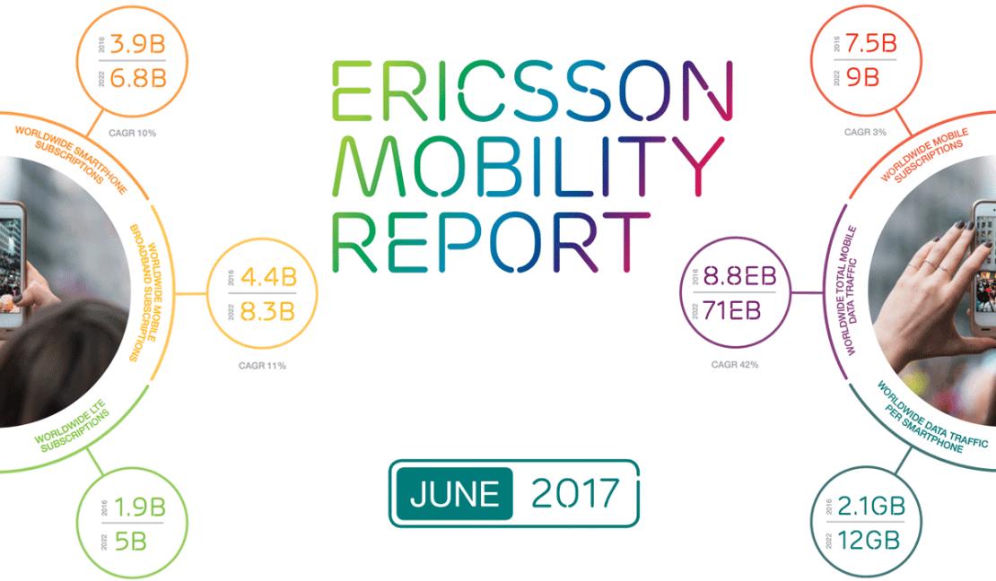 Ericsson Mobility Report (06/2017)