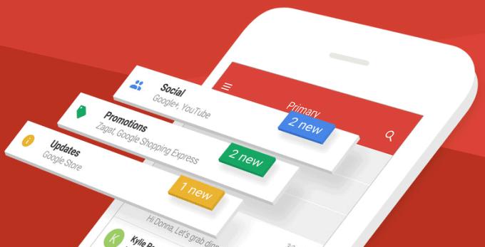 Gmail - aplikacja mobilna