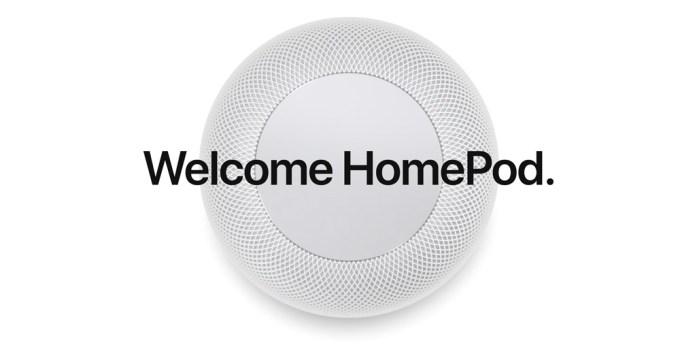 HomePod - głośnik Apple z inteligentnym asystentem głosowym