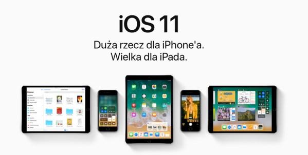 Co należy zrobić przed instalacją systemu iOS 11?