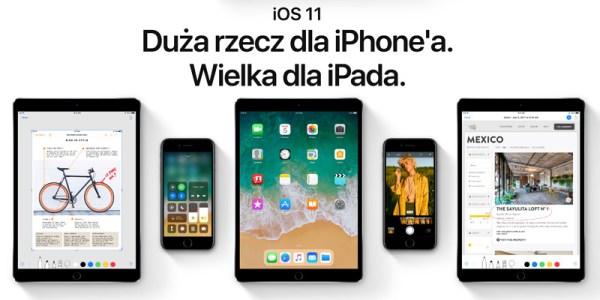 Już możesz zainstalować iOS 11 public beta
