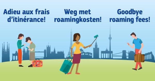 15 czerwca 2017 roku w Unii Europejskiej skończył się roaming!