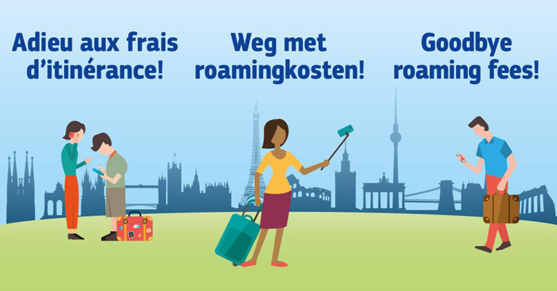 Koniec roamingu w UE (15.06.2017)