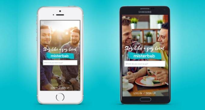 Misterb&b - aplikacja mobilna na iOS-a i Androida