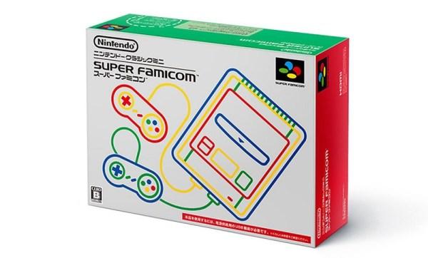 Nintendo zapowiedziało konsolę Mini: Super Famicom